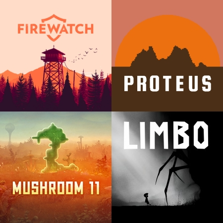 Player Too: Episode 6 – Firewatch, Proteus, Mushroom 11, Limbo