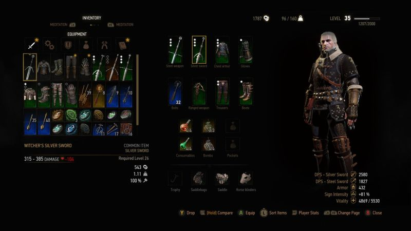 Does Inventory Management ruin RPGs?